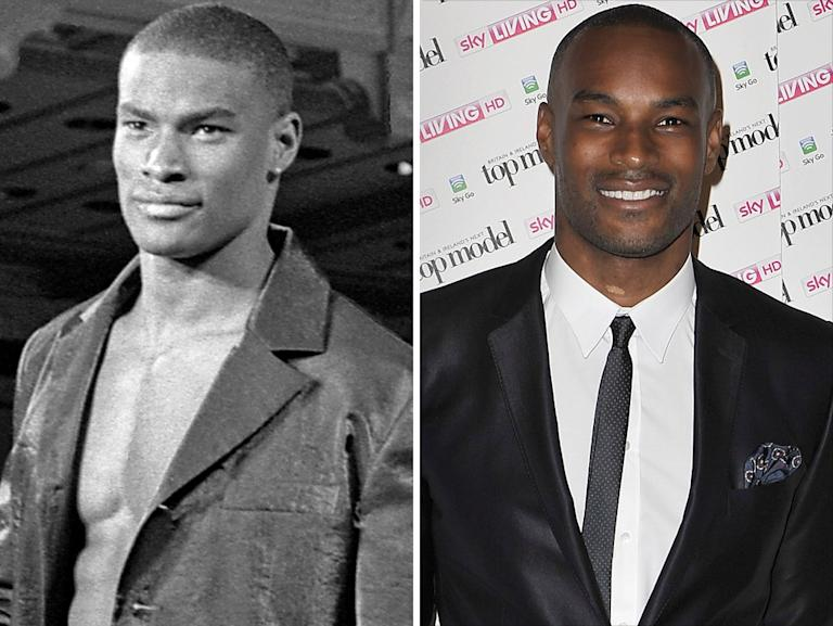 "Tyson Beckford (1995 Fashion Show, 2012 ""Britain's Next Top Model"" Event)"