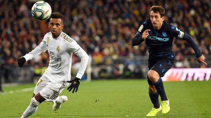 La Liga Siap Dilanjutkan, Real Madrid Sudah Dapat Kabar Baik