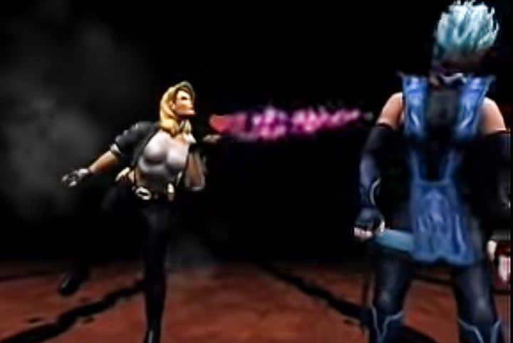 Sonya – Kiss of Death | Best Mortal Kombat Fatalities
