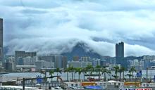 天文台:新界東強雷雨帶或未來兩三小時影響其他地區