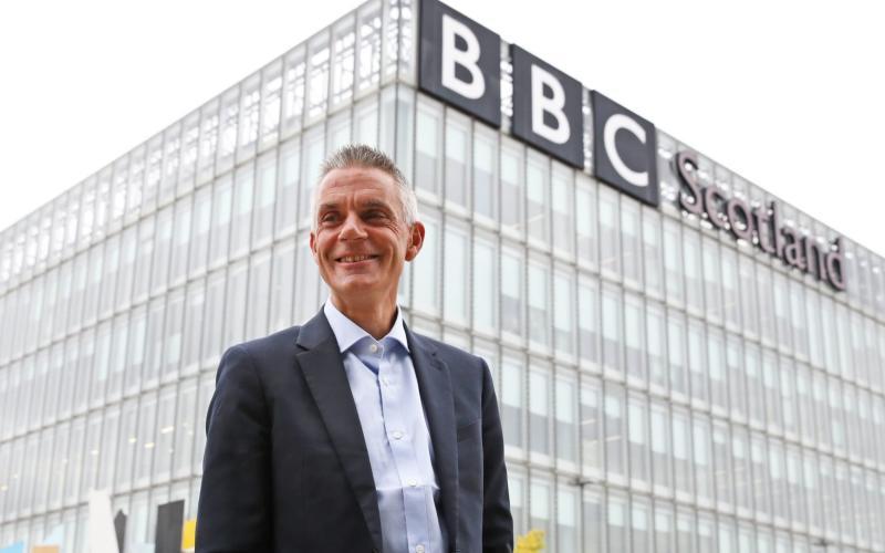 Tim Davie, new Director General of the BBC - Andrew Milligan