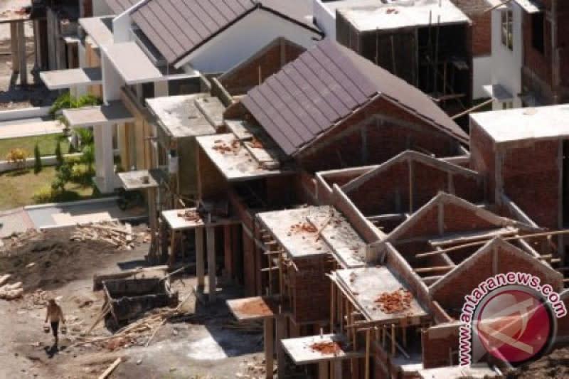 Survei BI: Pertumbuhan harga properti residensial masih terbatas