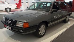 歐洲首款量產市售的PHEV車型,起源於1989年的Audi Duo