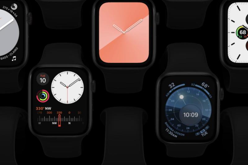 Apple Watch Series 5 Black