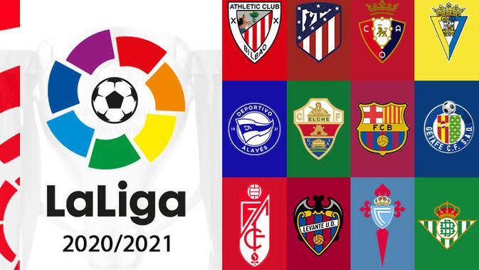 Link Live Streaming 3 Pertandingan Liga Spanyol di Vidio, Minggu 25 Oktober 2020