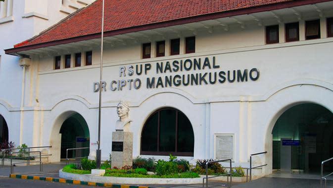 Fasilitas khusus COVID-19 di Rumah Sakit Cipto Mangunkusumo Jakarta. (Istimewa)