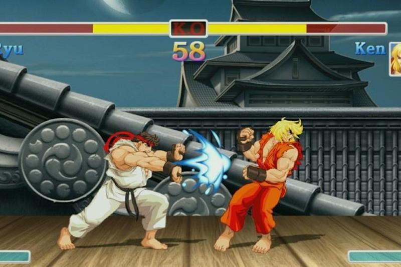 Ultra Street Fighter 2. | Sumber: RedBull
