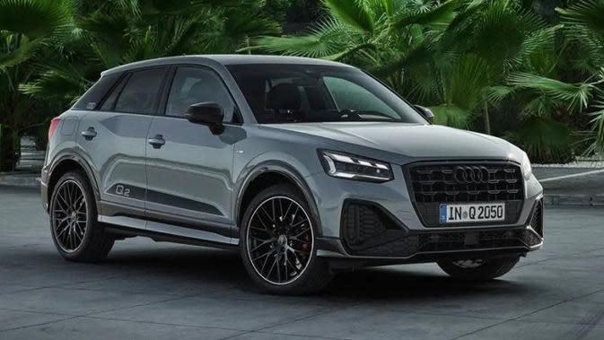 Audi Q2 Bersolek, Ini Daftar Ubahannya