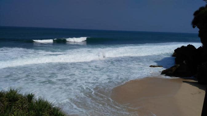 Duh, Alat Deteksi Dini Tsunami di Pantai Selatan Cianjur Rusak