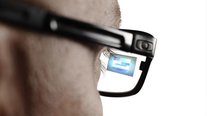 Ilustrasi kacamata pintar (smart glasses). (Doc: UrbanWearables Technology)