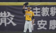 台灣大賽第2戰 兄弟岳政華開轟寫紀錄(2) (圖)
