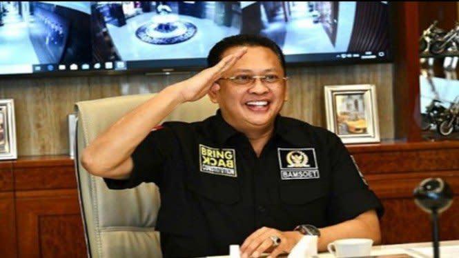 Ketua MPR Ingatkan Ancaman Fenomena Alam La Nina