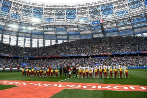 The World Cup stadium in Nizhny Novgorod faces an uncertain future