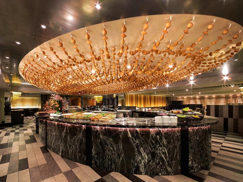 西華飯店 B-one自助餐廳