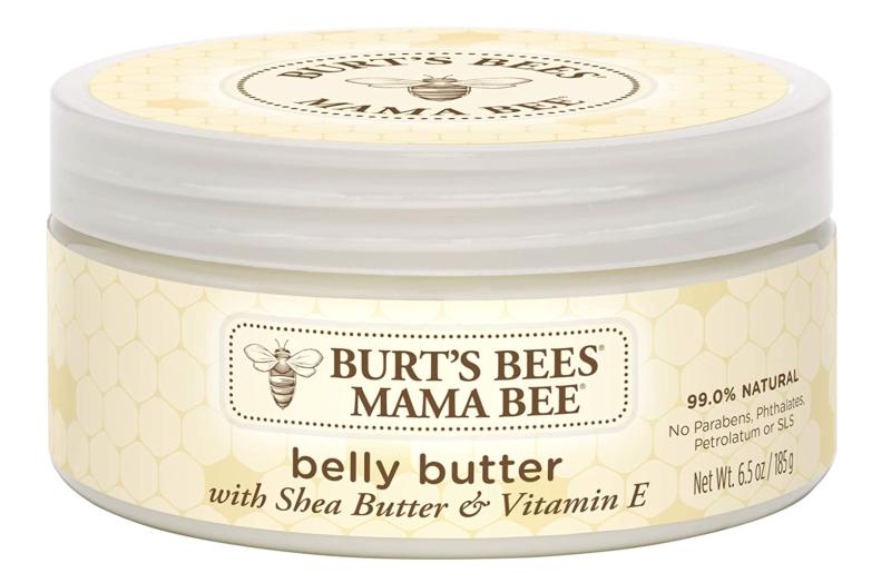 Burt's Bees Mama Bee Belly Butter (Photo via Amazon)