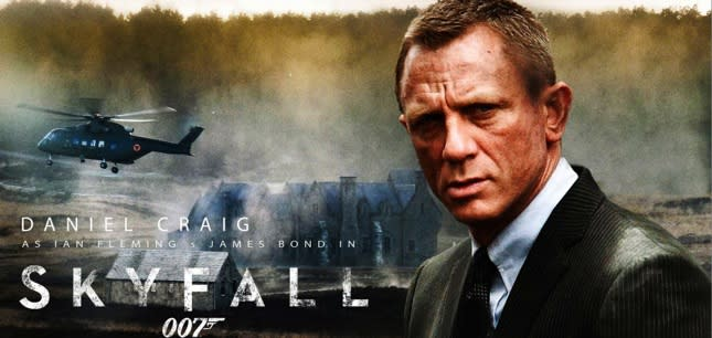 'Skyfall' Blitzes The Box Office With Sizzling Opener And A Bond Record