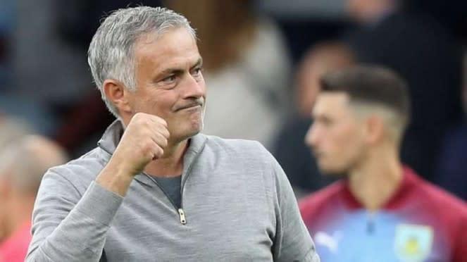 Mantan manajer Manchester United, Jose Mourinho.