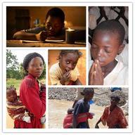 用愛點亮非洲─為弱勢婦女募款