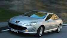 2008 Peugeot 407 Coupe