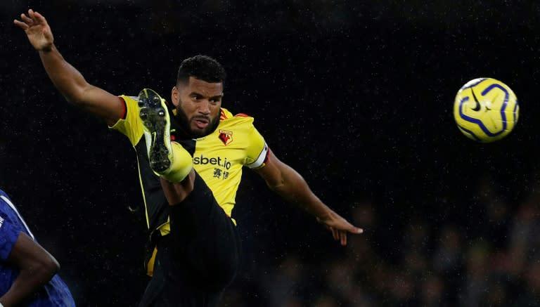 Watford defender Adrian Mariappa has tested positive for coronavirus