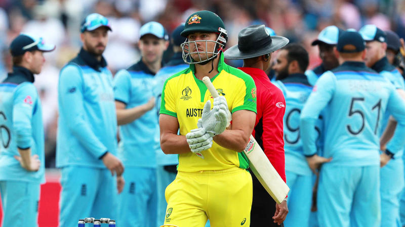 Marcus Stoinis was dropped from the Australian T20 side for the summer. (Getty Images)