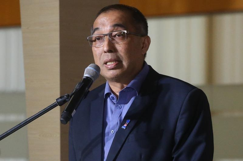 Salleh made overtures to PKR in October last year but said he opted out in April this year after carefully studying the country's political landscape, including the internal squabbles in PKR. — Picture by Zuraneeza Zulkifli