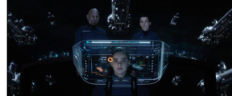 How 'Ender's Game' Predicted Drone Warfare and iPads