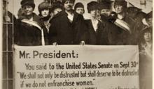 第19修正案百周年 波市婦女首投人數逾5萬