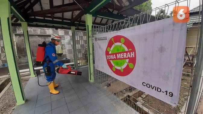 Rumah Sakit Karantina Covid-19 disiapkan Pemkot Samarinda untuk mengantisipasi lonjakan pasien Covid-19. (Foto: Abdul Jalil)