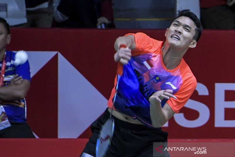 Bermain agresif, Jojo bungkam Wang ke perempat final Indonesia Masters