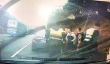 車禍自撞男子身上多處刀傷 警方逮五人以殺人送辦