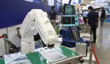 工具機訂單衝高,機器人股價可望補踩油門