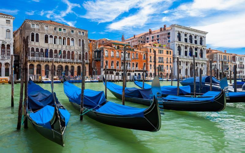 Venice is still an option for an autumn break - Getty