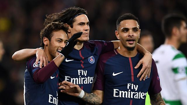 PSG Celtic Champions League 11222017
