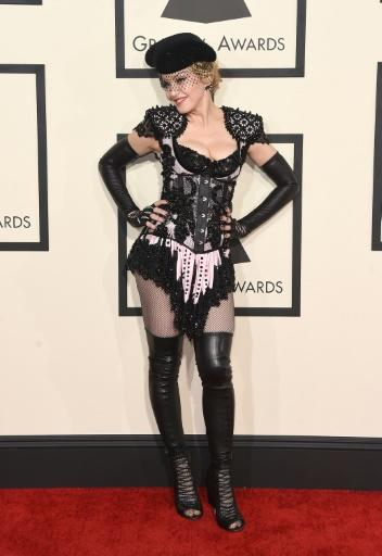 Madonna is just as brash, carnal and unapologetic as in her younger years