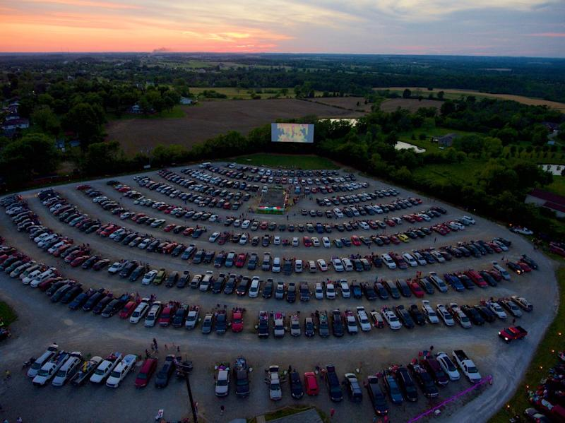 Photo credit: Holiday Auto Theatre