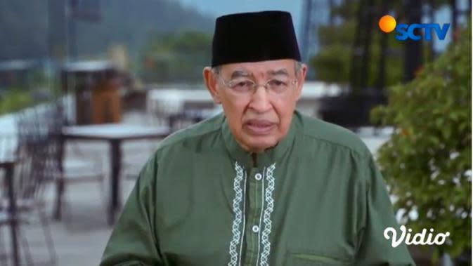 Quraish Shihab: Siapa yang Mendekat Kepada-Ku Sejengkal, Aku Mendekat Kepadanya Sehasta