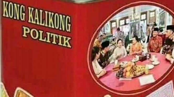 Kocak, Ternyata Dinasti Politik Tak Berlaku untuk Keluarga Jokowi?