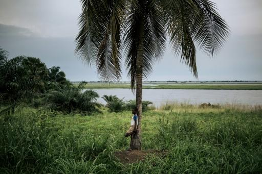 Kinshasa and Brazzaville lie on opposite sides of the Congo River
