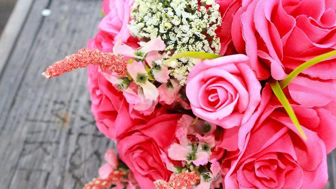 Ilustrasi bunga (Dok.Pixabay)