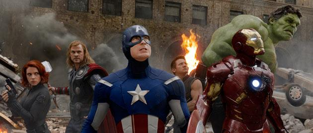'The Avengers' spoiler: Who was revealed in the final scene?