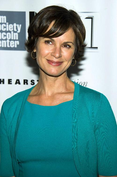 "FILE - This Oct. 8, 2013 file photo shows ABC News anchor Elizabeth Vargas at the New York Film Festival premiere of ""All Is Lost"" in New York. Vargas and the network on Wednesday confirmed a New York Daily News story about her treatment for alcohol dependency. Vargas, who is 51 and married to singer-songwriter Marc Cohn, is anchor of the newsmagazine ""20/20"" and last appeared on the network in October. (Photo by Charles Sykes/Invision/AP, File)"