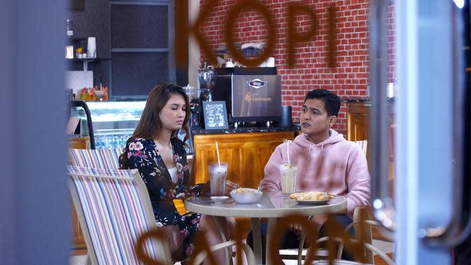 FTV SCTV Cowok Tajir Bikin Hati Nggak Santuy tayang Senin (11/11/2019) mulai pukul 10.00 WIB (Dok Diwangkara Film)