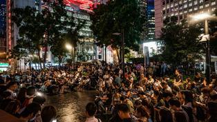 【陳雲專欄.三文治】香港國際空間爭奪戰