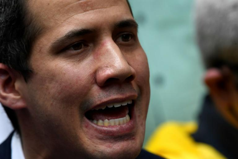 Venezuela's Guaido banking on US support even if Trump loses