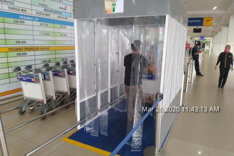 NTT minta pengelola hotel siapkan bilik disinfektan, cegah COVID-19