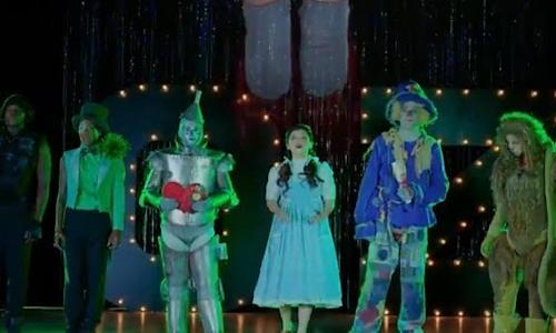 Watch Todrick Hall & Pentatonix's Funky Fractured Fairytale, 'The Wizard of Ahhhs'