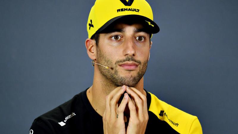 Ricciardo sued by former manager