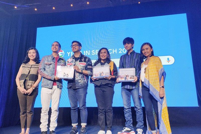 Google: Warganet Indonesia telusuri topik dan sosok inspiratif