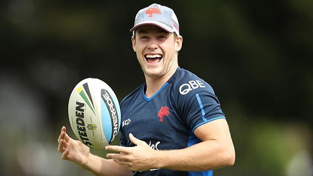 Luke Keary has been a revelation at the Roosters. Pic: Getty